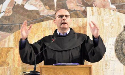 """Fra. Mario Knezović: """"Proroci zašutjeli, a Isus zarobljen u epidemiološke mjere"""""""