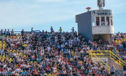 Posušje nakon godinu dana otvara stadion za gledatelje