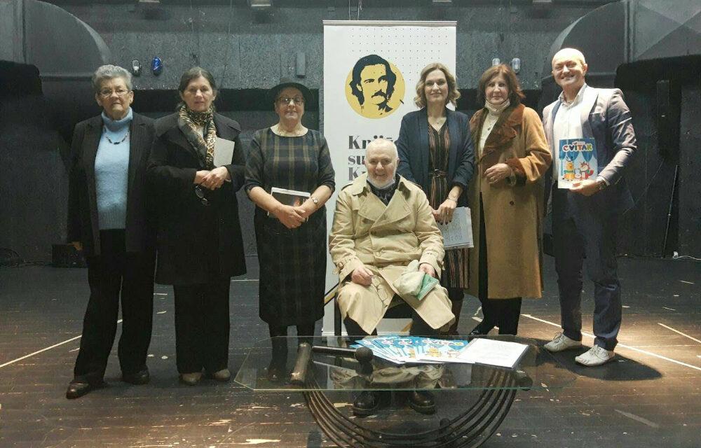 """Mostar: Održan Književni memorijal """"Krešimir Šego"""", glavna nagrada pripala Boženi Volić"""