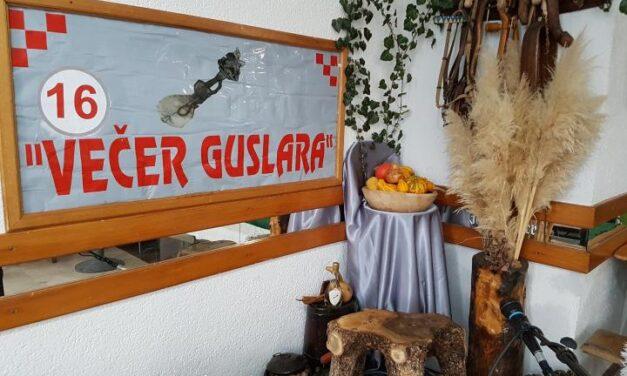 Održana šesnaesta tradicionalna Večer guslara, diplara i gangaša kod Žaera