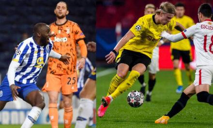 Porto slavio nad Juventusom, Borussia na krilima Haalanda pobijedila u Sevilli