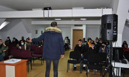 Policajci u ŽZH educiraju učenike s ciljem prevencije maloljetničke delikvencije