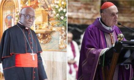 Papa Franjo prihvatio ostavke kard. Saraha i kard. Comastrija