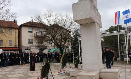 Široki Brijeg: Obilježen Dan sjećanja na pobijene franjevce i puk