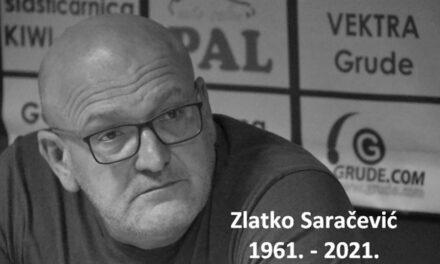 Umro je Zlatko Saračević!