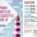 Međunarodno natjecanje u pisanju pisama za mlade: Napiši najljepše pismo i osvoji vrijedne nagrade!