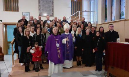 Biskup Palić u Posušju: Isusova ljubav nas želi preobraziti