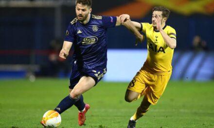 Čudo na MAKSIMIRU: Dinamo izbacio Tottenham iz Europske LIGE!