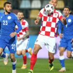 Hrvatska minimalno slavila protiv Cipra