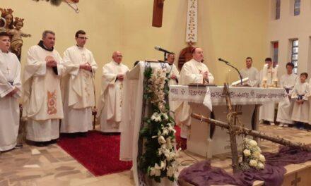 Biskup Palić u Vinjanima: Svetost je zadaća svakog kršćanina i na svetost smo pozvani svi