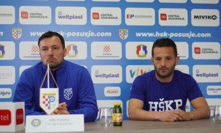 Trener Ćorić i kapetan Landeka najavili susret protiv Slavena!