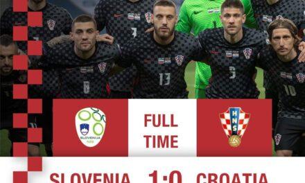 Usporena Hrvatska na startu kvalifikacija poražena u Ljubljani