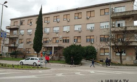 Za vikend u Covid-bolnici preminulo 12 osoba