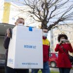 Cjepiva u Mostar stigla pod policijskom pratnjom