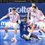 Kvalifikacije za OI: Hrvatska poražena od Francuza nakon velikog preokreta