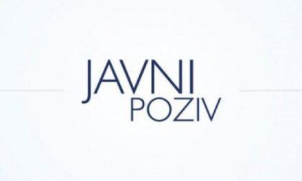 FZZZ: Objava javnih poziva od 15. ožujka