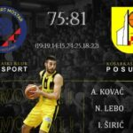 Posušje pobjedilo u Mostaru, slijedi polufinale s Brotnjom