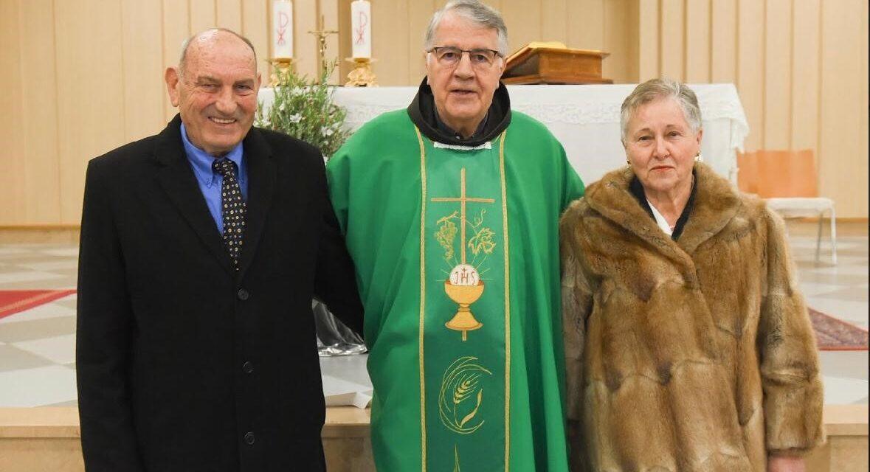 Proslava 50 godina braka Milana i Anđe Lončar