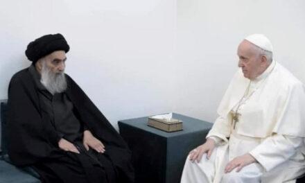 Papa boravi u Iraku: Sastao se sa šiitskim imamom, a u Uru pozvao na mir i bratstvo
