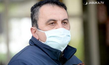 Martinović: Broj pozitivnih u odnosnu na broj testiranih u ŽZH je zabrinjavajući