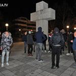 MUP ŽZH se oglasio o prosvjedima