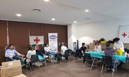 13 doza krvi darovali zaposlenici Vokela