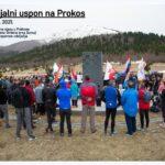 NAJAVA: Memorijalni uspon na Prokos 1. svibnja
