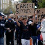 Raspad Superlige: Izašli svi engleski klubovi, pogledajte reakcije igrača