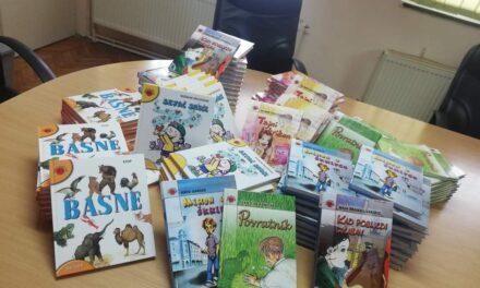 VRANIĆ: UZ pomoć donacije Obnovljen fond školske knjižnice