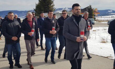 Posušani odali počast svim žrtvama hrvatskog naroda na Kupresu