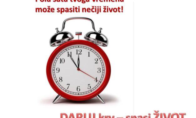 Crveni križ općine Posušje najavljuje akciju darivanja krvi
