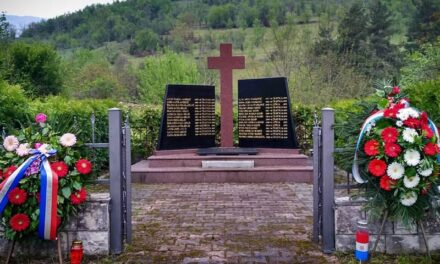 Danas je 28 godina od zločina nad Hrvatima u Trusini