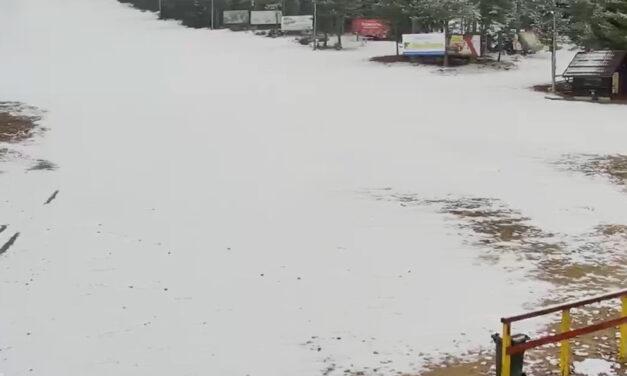 Zima nije još rekla sve, na Blidinju ima snijega