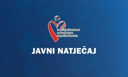 Objavljen Javni natječaj za financiranje kulturnih i ostalih programa i projekata od interesa za hrvatski narod u Bosni i Hercegovini za 2021. godinu