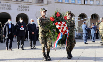 29. obljetnica u Mostaru: Dao Bog da smo osnovali HVO i Herceg-Bosnu