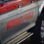 Posušje: Požar u Tribistovu zaprijetio kućama