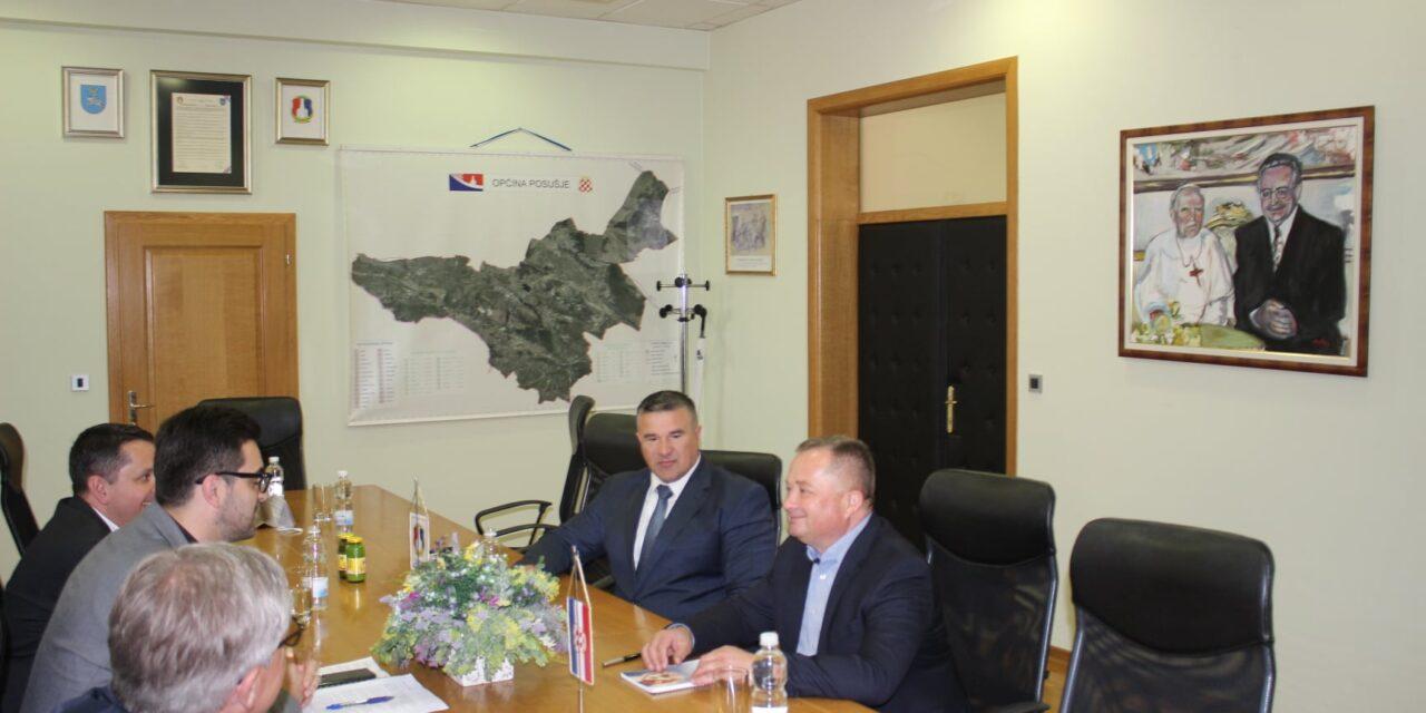 Održan sastanak o lokalnoj graničnoj infrastrukturi