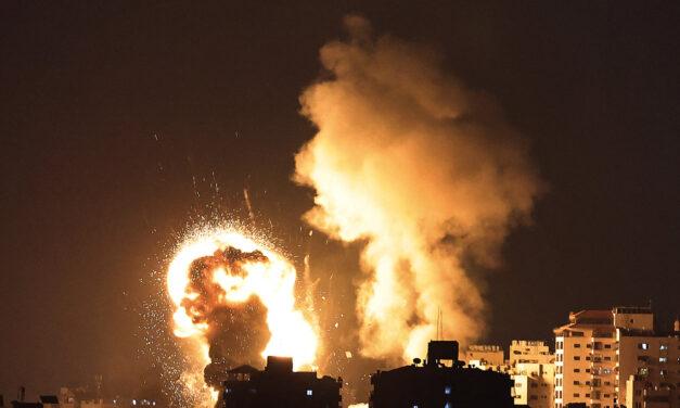 Hamas raketirao Izrael; devetero mrtvih u Gazi
