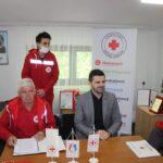 Načelnik Begić S POsuškim društvom Crvenog križa: Suradnja je snažna i kontinuirana