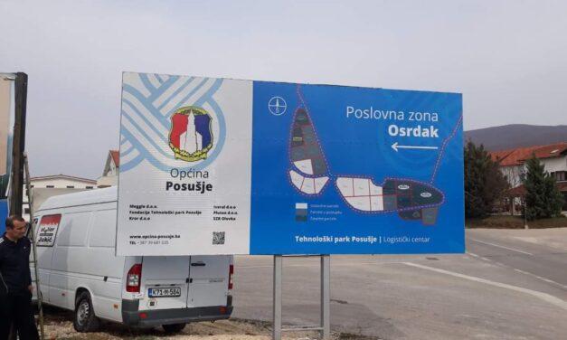 Poslovne zone pun POGODAK: Sutra otvaranje Novog objekta u Posušju
