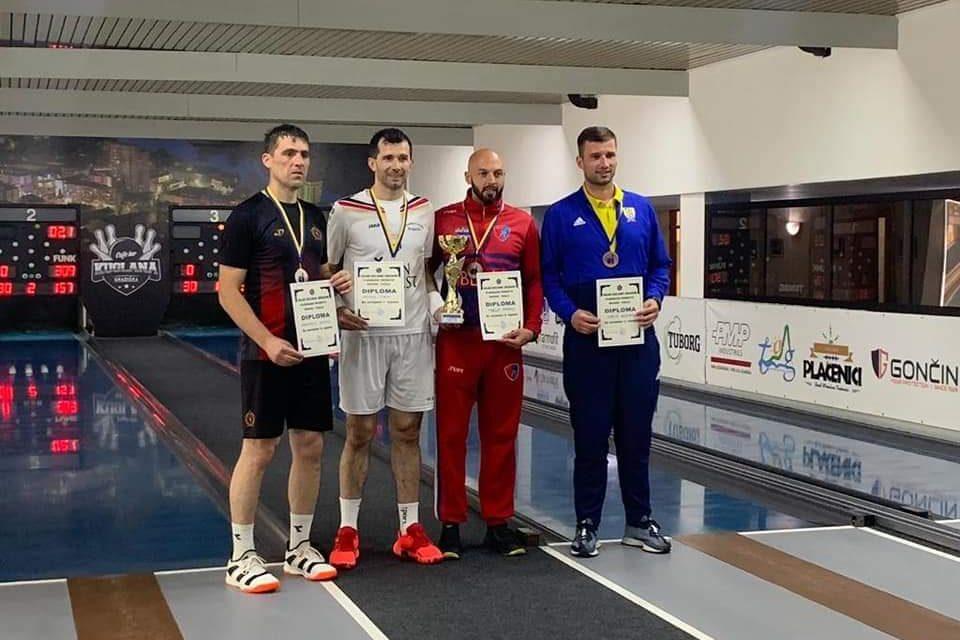 Ivan Petric prvak države u pojedinačnoj Konkurenciji!