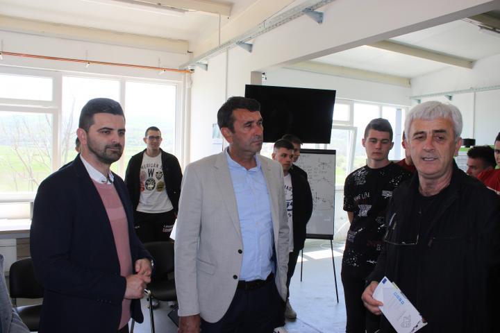 Gradonačelnik Imotskog Ivan Budalić posjetio Tehnološki park u Posušju