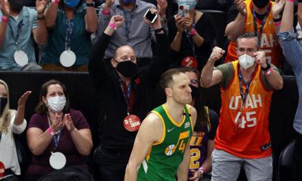 Bogdanović prestigao i Dražena: Nijedan Hrvat nije odigrao ovakvu utakmicu u NBA-u