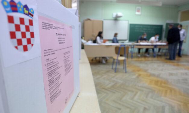 Hrvatska bira lokalnu vlast, na popisu 3,66 milijuna birača