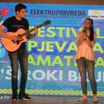 Proglašeni pobjednici Festivala pjevača amatera u Širokom Brijegu