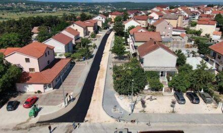 Prva faza rekonstrukcije Ulice Herceg Stjepana Kosače pri samom kraju!