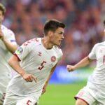 Danci zabili Velšanima četiri gola i izborili četvrtfinale Eura!