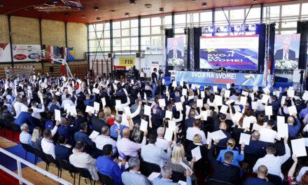 HNS BiH usvojio Rezoluciju kojom se upozorava na višestruko preglasavanje Hrvata