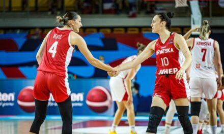 Double-double Begić u pobjedi Hrvatske nad Češkom