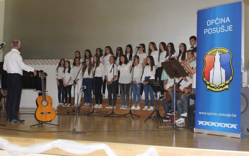 """NAJAVA: Godišnji koncert Osnovne glazbene škole """"Posušje"""""""